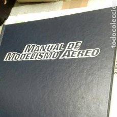 Enciclopedias de segunda mano: MANUAL DE MODELISMO AEREO.PLANETA AGOSTINI.1995. Lote 107309878