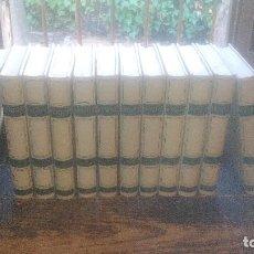 Enciclopedias de segunda mano: ENCICLOPEDIA MONITOR PARA TODOS - SALVAT - 12 TOMOS - MUY BUEN ESTADO. Lote 107964871