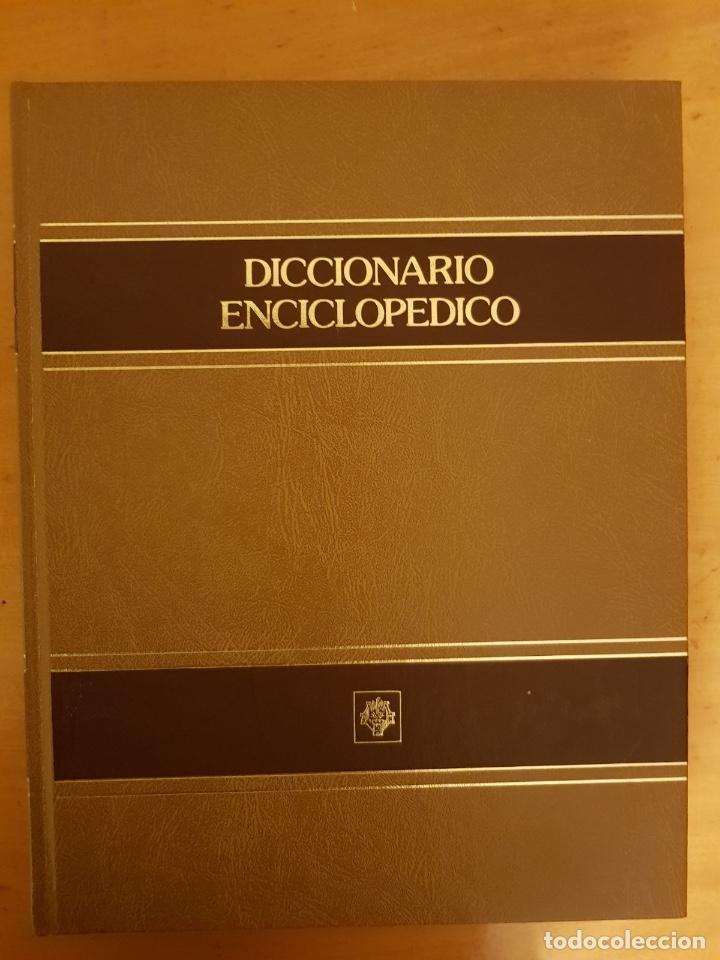 Enciclopedias de segunda mano: DICCIONARIO ENCICLOPÉDICO+10 VOLÚMENES, COMPLETO+ED. PLAZA & JANÉS+1981 - Foto 2 - 109158555