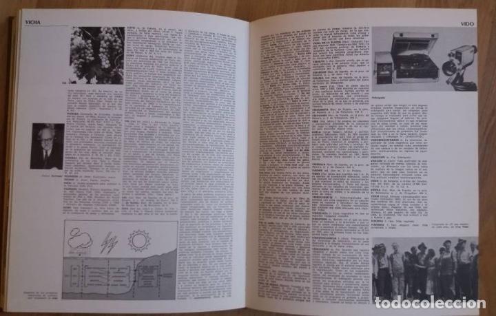 Enciclopedias de segunda mano: DICCIONARIO ENCICLOPÉDICO+10 VOLÚMENES, COMPLETO+ED. PLAZA & JANÉS+1981 - Foto 4 - 109158555