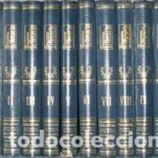 Enciclopedias de segunda mano: LA TIJERA LITERARIA-ENCICLOP, HISTOR. ANTOLOGICA DE LAS MAS FAMOSAS OBRAS DE LITERATURA CASTELLANA. Lote 109195323