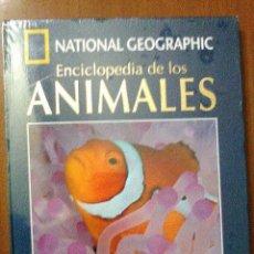 Enciclopedias de segunda mano: NATIONAL GEOGRAPHIC - ENCICLOPEDIA DE LOS ANIMALES: PECES V. VOL. 20.. Lote 109219867