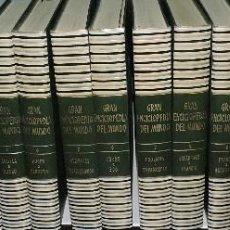 Enciclopedias de segunda mano: GRAN ENCICLOPEDIA DEL MUNDO. 14 TOMOS.MENÉNDEZ PIDAL, RAMÓN. ED. DURVAN. BILBAO 1972. 9ª REIMPRESIÓN. Lote 109222515