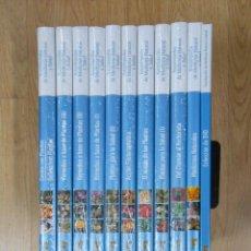 Enciclopedias de segunda mano: ENCICLOPEDIA DE MEDICINA NATURAL Y SALUD COMPLETA. 10 TOMOS + 6 DVD'S NUEVO. EDITORIAL RUEDA TDK310. Lote 109299043