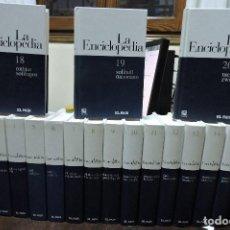 Enciclopedias de segunda mano: LA ENCICLOPEDIA EL PAÍS. ED. SALVAT. MADRID 2003. Lote 109514859