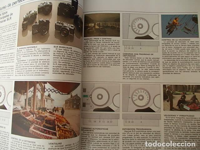 Enciclopedias de segunda mano: Enciclopedia de fotografía 8 tomos Planeta - Foto 3 - 111327283