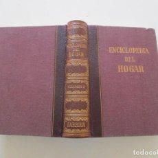 Enciclopedias de segunda mano: ENCICLOPEDIA DEL HOGAR. TOMO II. RM85450. . Lote 111488275