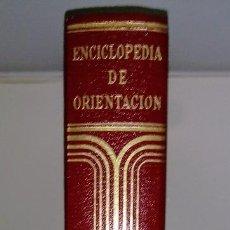 Enciclopedias de segunda mano: ENCICLOPEDIA DE ORIENTACIÓN TURÍSTICA. Lote 112072943