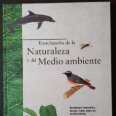 Enciclopedias de segunda mano: ENCICLOPEDIA DE LA NATURALEZA Y DEL MEDIO AMBIENTE. EL PERIÓDICO. 1992. Lote 112205939