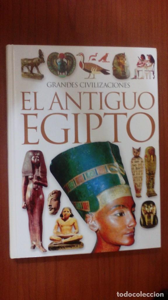 Grandes Civilizaciones El Antiguo Egipto Comprar Enciclopedias En Todocoleccion 113002171