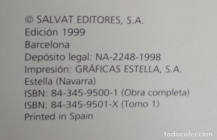 Enciclopedias de segunda mano: ENCICLOPEDIA 13 TOMOS, SALVAT UNIVERSAL 1999, LIBROS - Foto 4 - 113223643
