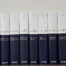 Enciclopedias de segunda mano: LA ENCICLOPEDIA; DIARIO EL PAIS, SALVAT: 20 TOMOS, COMPLETA; AÑO 2003. Lote 113365879