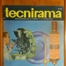 Enciclopedias de segunda mano: TECNIRAMA - ENCICLOPEDIA DE LA CIENCIA Y LA TECNOLOGÍA - Nº 62 - AÑO 2 - TOMO 5 - CODEX 1963. Lote 114049411