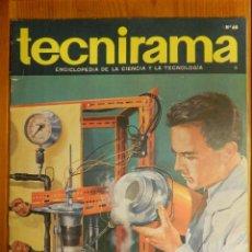 Enciclopedias de segunda mano: TECNIRAMA - ENCICLOPEDIA DE LA CIENCIA Y LA TECNOLOGÍA - Nº 68 - AÑO 2 - TOMO VI - CODEX 1963. Lote 114050523