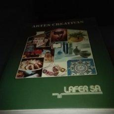 Enciclopedias de segunda mano: ENCICLOPEDIA ARTES CREATIVAS. LAFER. S.A. TOMO 1.2.3.4.6.7.8. EST10B1. Lote 114291095