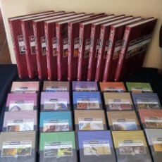 Enciclopedias de segunda mano: ENCICLOPEDIA GRAN TEMATICA PLANETA COMPLETA + 20 CD-ROM. Lote 114472439