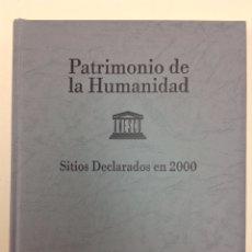 Enciclopedias de segunda mano: PATRIMONIO HUMANIDAD TOMO 9. Lote 114611354
