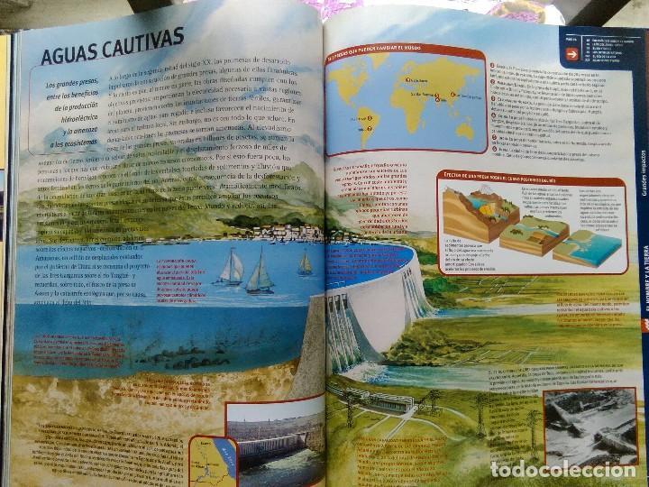 Enciclopedias de segunda mano: ENCICLOPEDIA VISUAL DE LA ECOLOGÍA. LEVANTE EL MERCANTIL VALENCIANO - Foto 7 - 115451187
