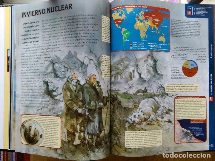 Enciclopedias de segunda mano: ENCICLOPEDIA VISUAL DE LA ECOLOGÍA. LEVANTE EL MERCANTIL VALENCIANO - Foto 8 - 115451187