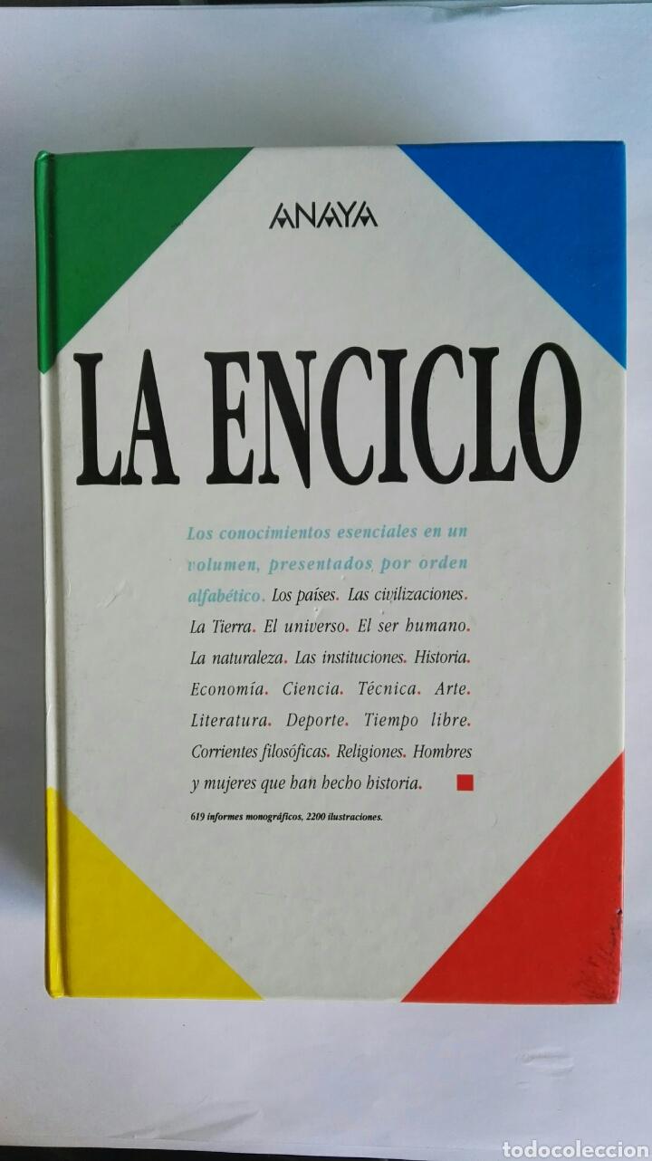 LA ENCICLO EDITORIAL ANAYA (Libros de Segunda Mano - Enciclopedias) ...