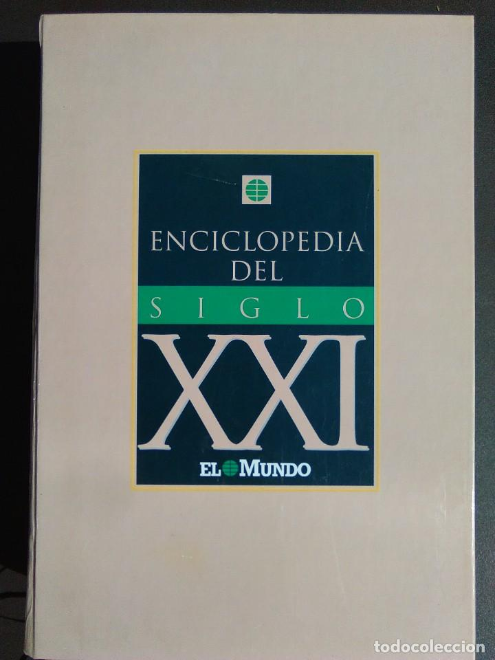 ENCICLOPEDIA DEL SIGLO XXI. EL MUNDO (Libros de Segunda Mano - Enciclopedias)