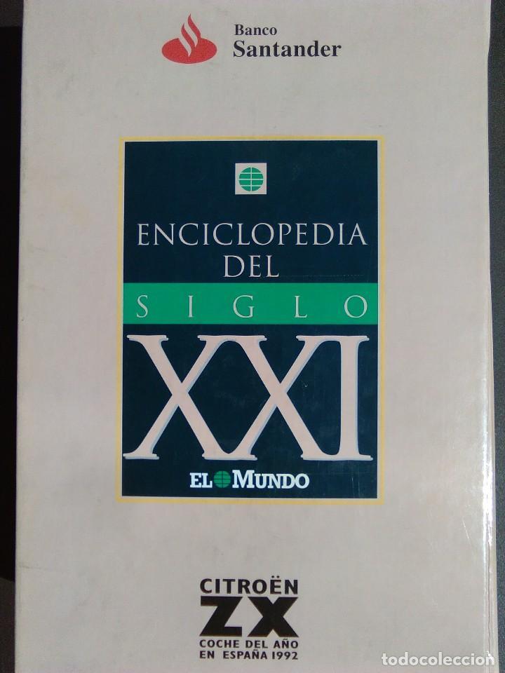 Enciclopedias de segunda mano: ENCICLOPEDIA DEL SIGLO XXI. EL MUNDO - Foto 2 - 116934671