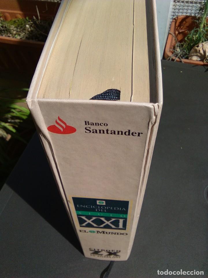 Enciclopedias de segunda mano: ENCICLOPEDIA DEL SIGLO XXI. EL MUNDO - Foto 3 - 116934671