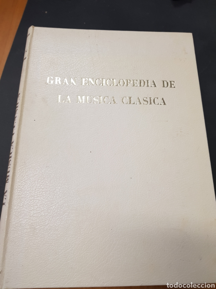 GRAN ENCICLOPEDIA DE LA MUSICA CLASICA - PB (Libros de Segunda Mano - Enciclopedias)