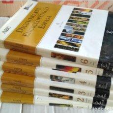Enciclopedias de segunda mano: DICCIONARIO ENCICLOPEDICO ESPASA, 6 TOMOS, ABC ENDESA 1998, LIBROS. Lote 118112391