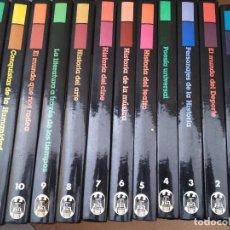 Enciclopedias de segunda mano: BIBLIOTECA TEMATICA UTHEA -- 12 TOMOS -- 1980 -- EDITORIAL HISPANO AMERICANA --. Lote 118449775