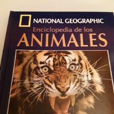 Enciclopedias de segunda mano: LIBRO + DVD / ENCICLOPEDIA DE LOS ANIMALES , MAMÍFEROS I /. Lote 121078983