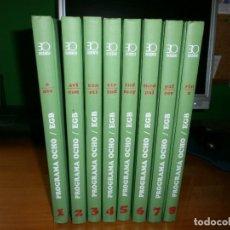Enciclopedias de segunda mano: ENCICLOPEDIA GENERAL BÁSICA OCÉANO - 8 VOLÚMENES, ED. OCÉANO. ARTES GRÁFICAS TOLEDO. TOLEDO, 1978.. Lote 121209099