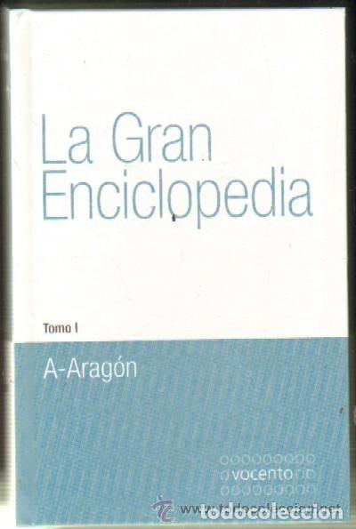 LA GRAN ENCICLOPEDIA. VOCENTO. 20 TOMOS. / MUNDI-ENCICLOPEDIA-14 (Libros de Segunda Mano - Enciclopedias)