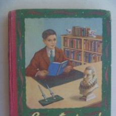 Enciclopedias de segunda mano: LECTURAS GRADUADAS , LIBRO TERCERO. DE EDELVIVES , ZARAGOZA. 1957.. Lote 121911119