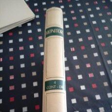 Enciclopedias de segunda mano: MONITOR. ENCICLOPEDIA SALVAT PARA TODOS. TOMO 4 1965. Lote 124509135