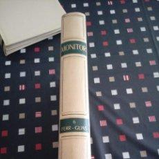 Enciclopedias de segunda mano: MONITOR. ENCICLOPEDIA SALVAT PARA TODOS. TOMO 6 1965. Lote 124509171