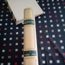 Enciclopedias de segunda mano: MONITOR. ENCICLOPEDIA SALVAT PARA TODOS. TOMO 9 1965. Lote 124509295