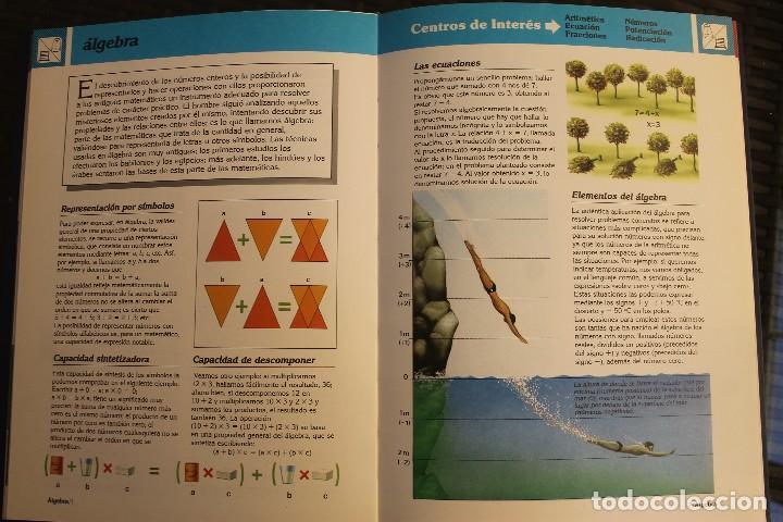 Enciclopedias de segunda mano: TUTOR , AREAS GENERALES BASICAS - OBRA COMPLETA EN 11 TOMOS - LIBROS MEDIO DE CONSULTA ORIENTACION - Foto 4 - 124594595