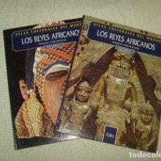 Enciclopedias de segunda mano - LOS REYES AFRICANOS , 2 TOMOS . ATLAS CULTURALES DEL MUNDO - 126009883
