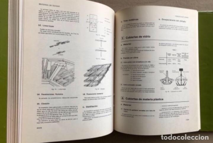 Enciclopedias de segunda mano: ENCICLOPEDIA DE LA CONSTRUCCIÓN, 4 TOMOS. (EDITORES TÉCNICOS ASOCIADOS, 1974). EJEMPLOS DE ARQUITECT - Foto 16 - 140377025