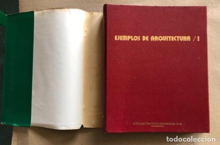 Enciclopedias de segunda mano: ENCICLOPEDIA DE LA CONSTRUCCIÓN, 4 TOMOS. (EDITORES TÉCNICOS ASOCIADOS, 1974). EJEMPLOS DE ARQUITECT - Foto 18 - 140377025