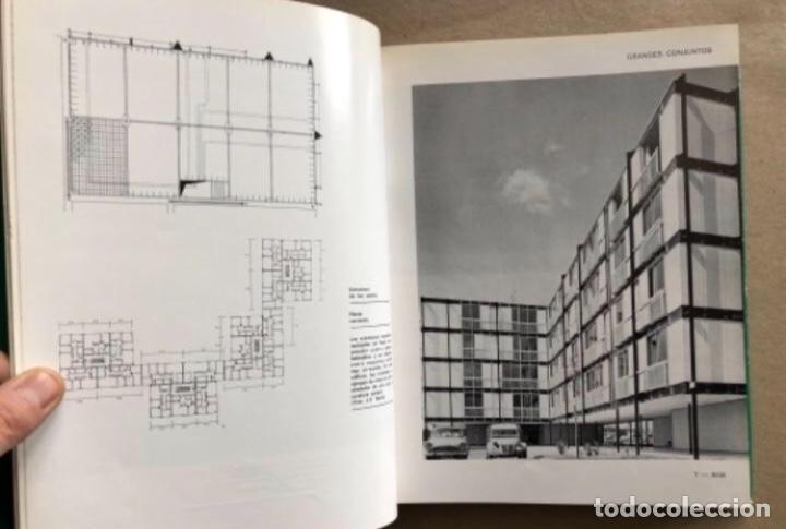 Enciclopedias de segunda mano: ENCICLOPEDIA DE LA CONSTRUCCIÓN, 4 TOMOS. (EDITORES TÉCNICOS ASOCIADOS, 1974). EJEMPLOS DE ARQUITECT - Foto 19 - 140377025