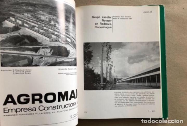 Enciclopedias de segunda mano: ENCICLOPEDIA DE LA CONSTRUCCIÓN, 4 TOMOS. (EDITORES TÉCNICOS ASOCIADOS, 1974). EJEMPLOS DE ARQUITECT - Foto 21 - 140377025