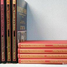 Enciclopedias de segunda mano: DOCE MIL GRANDES.ENCICLOPEDIA BIOGRAFICA UNIVERSAL. Lote 126103175