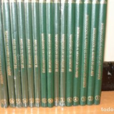 Enciclopedias de segunda mano: ENCICLOPEDIA NATIONAL GEOGRAPHIC. EL MARAVILLOSO MUNDO DE LOS ANIMALES. RBA EDICIONES. 15 TOMOS.. Lote 126778651