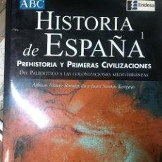 Enciclopedias de segunda mano: C28 HISTORIA DE ESPAÑA COLECCION COMPLETA 14 VOLUMENES. Lote 128234655