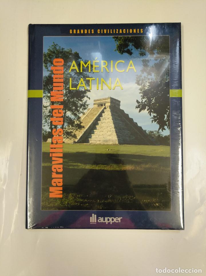 Enciclopedias de segunda mano: MARAVILLAS DEL MUNDO. GRANDES CIVILIZACIONES. COMPLETA. 10 TOMOS VOLUMENES. NUEVO. AUPPER. TDK163 - Foto 4 - 128249491