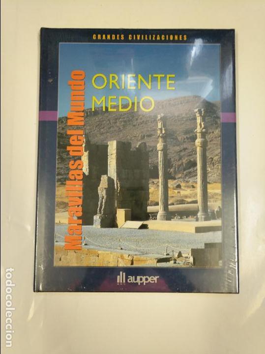 Enciclopedias de segunda mano: MARAVILLAS DEL MUNDO. GRANDES CIVILIZACIONES. COMPLETA. 10 TOMOS VOLUMENES. NUEVO. AUPPER. TDK163 - Foto 11 - 128249491