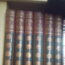 Enciclopedias de segunda mano: HISTORIA DE ESPAÑA ENCICLOPEDIA SALVAT 1968. Lote 128312587