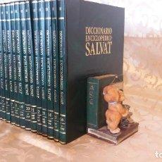Enciclopedias de segunda mano: DICCIONARIO ENCICLOPÉDICO SALVAT, 26 TOMOS, COMPLETO, NAVARRA, 1990. Lote 129716515